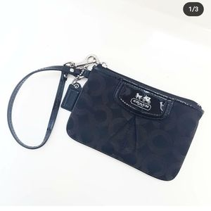 💫2FOR$40 💫Coach Wristlet